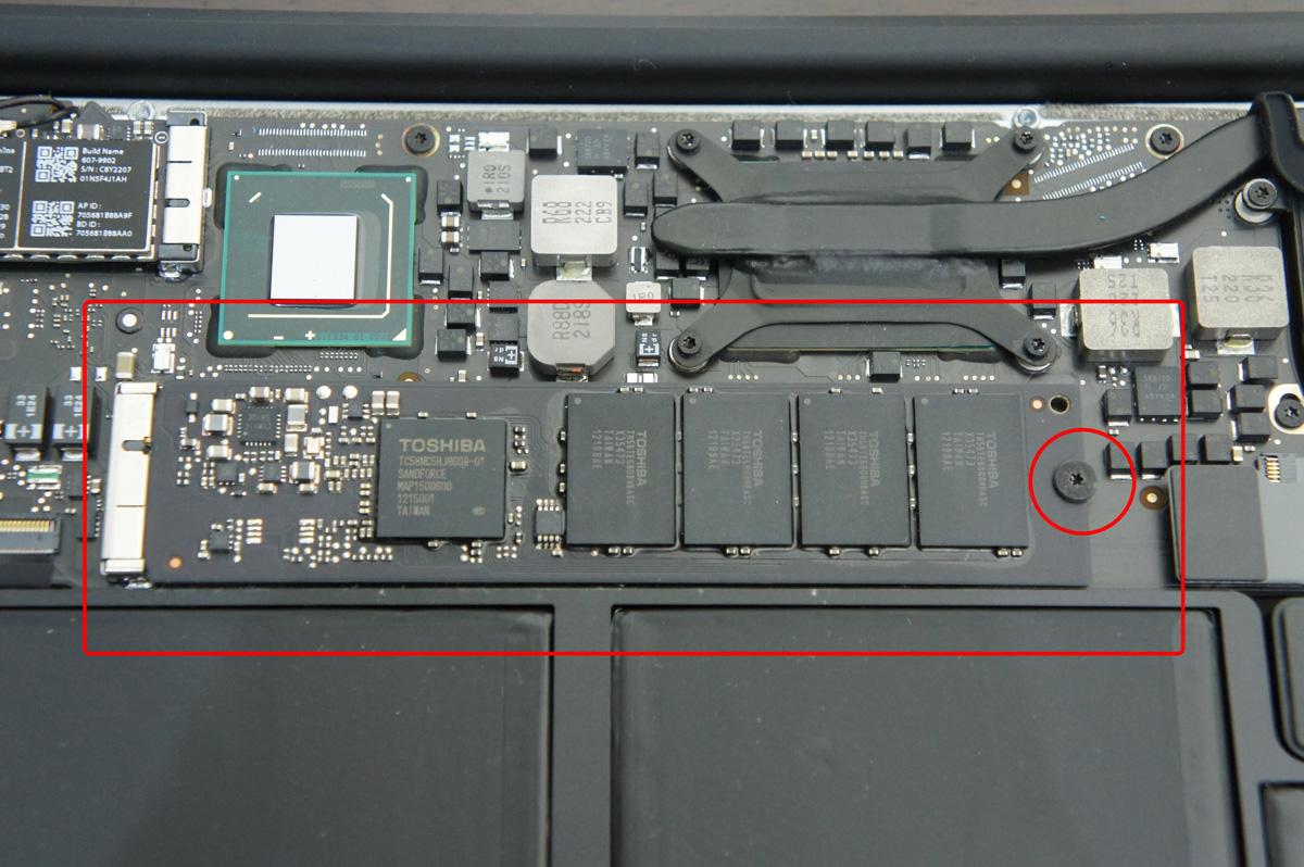 SSD位置