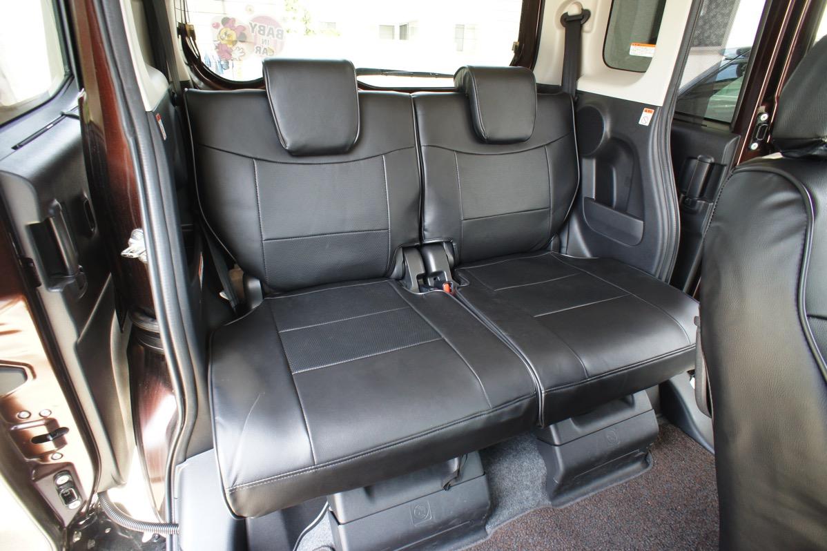 シートカバー後部座席
