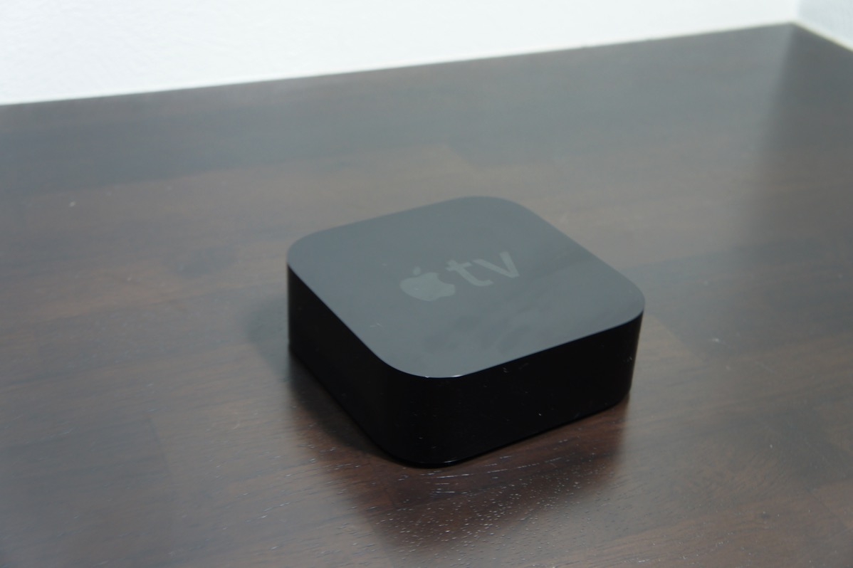 AppleTV(第4世代)本体